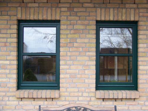 Fenster von der Tischlerei Röhl